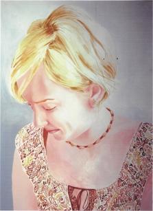 Justine Portrait